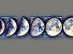 Znaczenie snu Księżyc