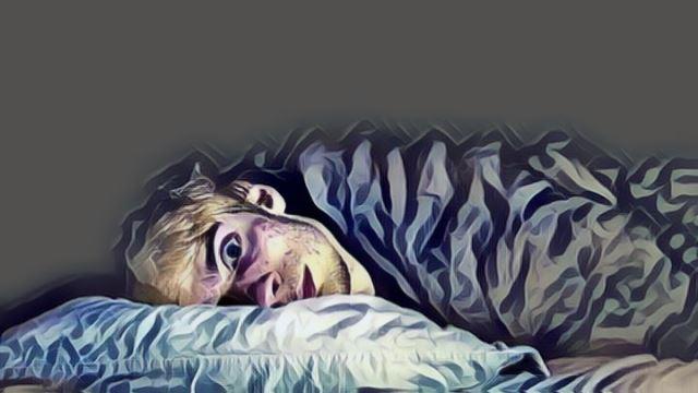 Znaczenie snu Paraliż, Paraliż senny